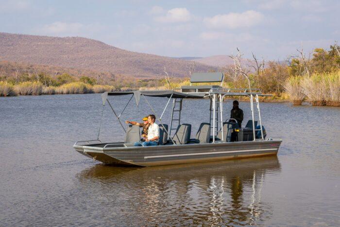 Lepogo Lapalala Water Safari