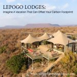 Lepogo Lodges: A Vacation That Can Offset Your Carbon Footprint!