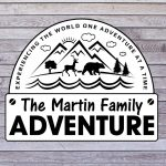 Welcome To The Martin Family Adventure!