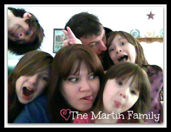 The Martin Family Adventure