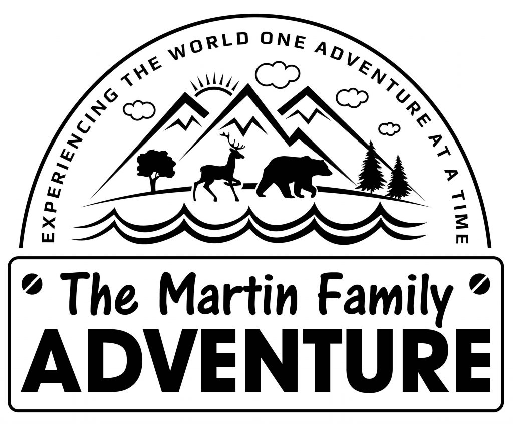 The Martin Family Adventure Logo