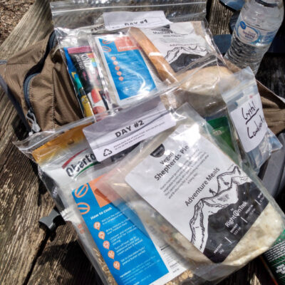 How To Stay Fueled While Hiking Or Camping | Right On Trek
